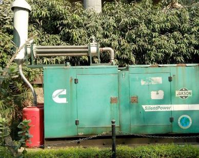 Delhi Chakr Innovations Diesel Soot Ink